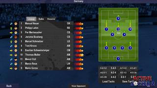 Active Soccer 2 screenshot 3