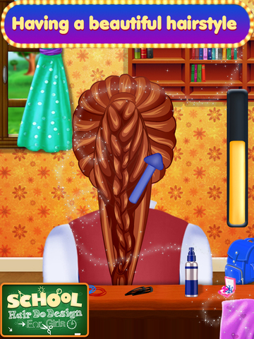 School Hair Do Design screenshot 9