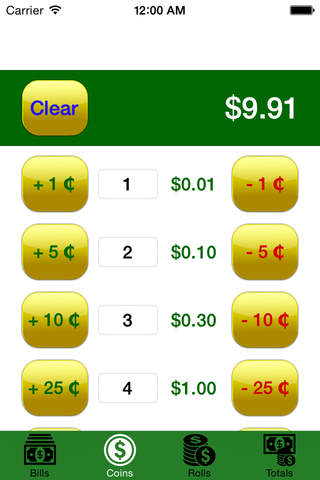 Cashculator - Cash Counter - náhled