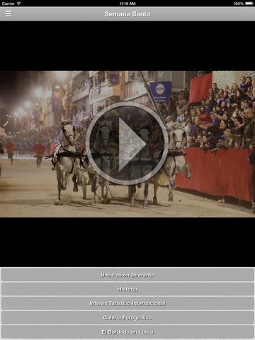 Semana Santa de Lorca screenshot 8
