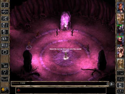 Baldur's Gate II: EE screenshot 7