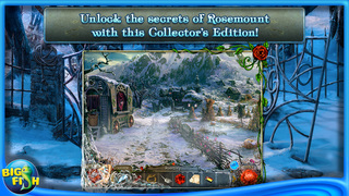 Living Legends: Ice Rose - A Hidden Object Fairy Tale (Full) screenshot 4