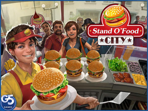 Stand O'Food® City: Virtual Frenzy image #1