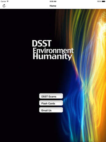 DSST Environmental Humanity screenshot 6