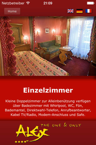 Hotel Alex Zermatt - náhled