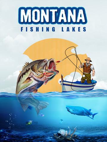 Montana Fishing Lakes screenshot 6