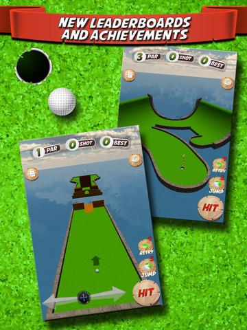 Mini Golf Star Retro Golf Game screenshot 8