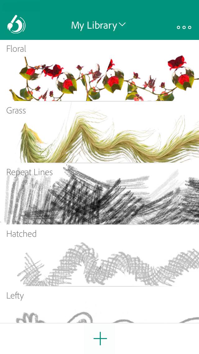 Adobe Brush CC screenshot 4