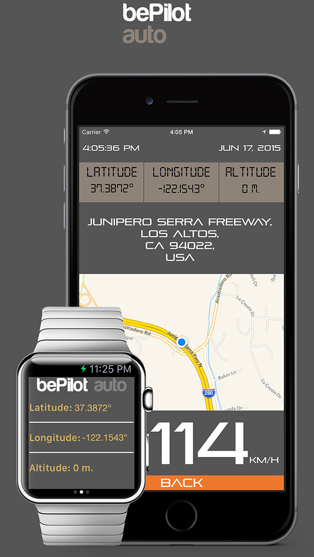 bePilot Auto screenshot 3