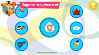 Поймай двойника - Фиксики и Фиксиклуб screenshot 5