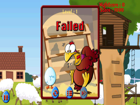 Baby Egg : Rescue Buddy Chicken In The Farm screenshot 5