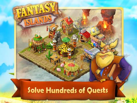 Fantasy Islands screenshot 9