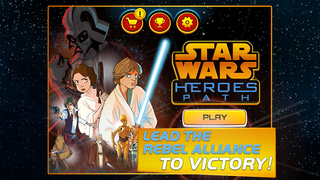 Star Wars - Heroes Path screenshot 1