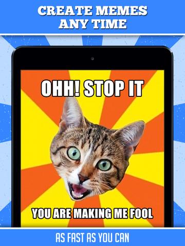 Insta Meme Maker Factory - Funny Meme Generator screenshot 7