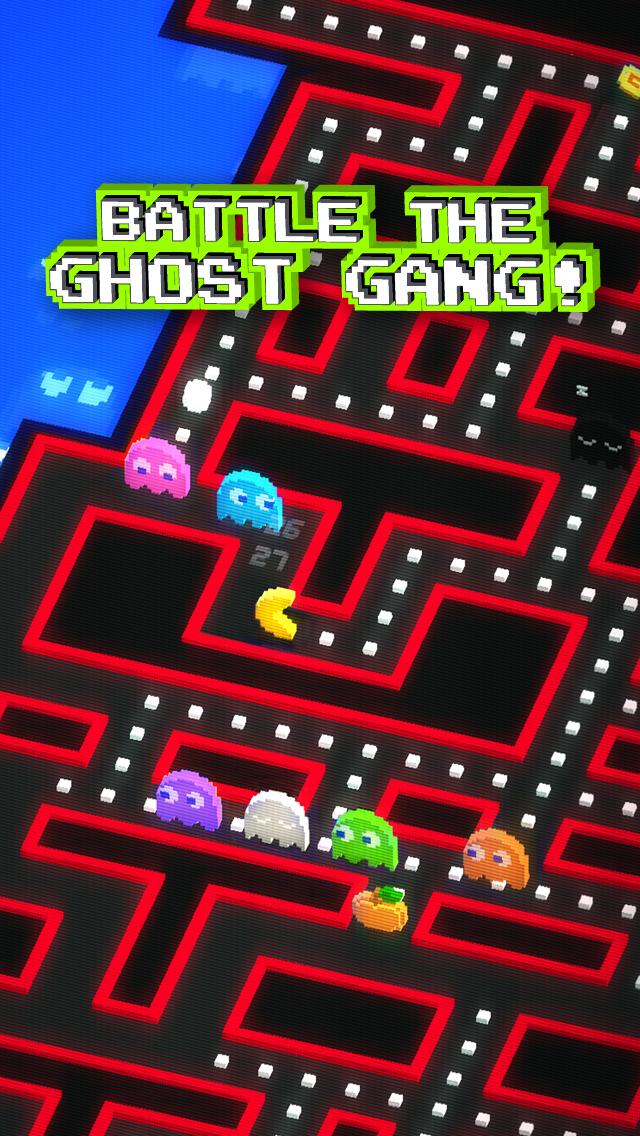 PAC-MAN 256 - Endless Arcade Maze screenshot 3