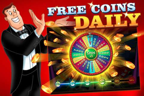 Magmic Casino King - Vegas Slots & Video Poker - náhled