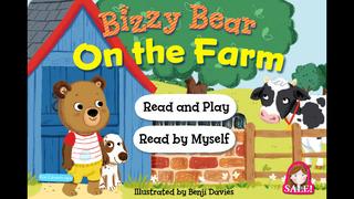 Bizzy Bear on the Farm screenshot 1