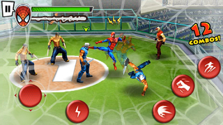 Spider-Man: Total Mayhem screenshot 2