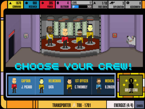 Star Trek™ Trexels screenshot #5