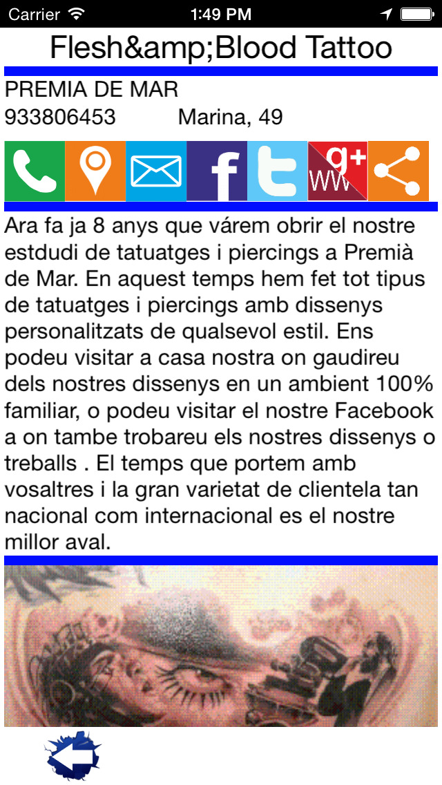 Maresme Click screenshot 4