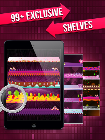 Pink Icon Skins Maker & Home Screen Wallpapers Pro for iPhone, iPad & iPod screenshot 9