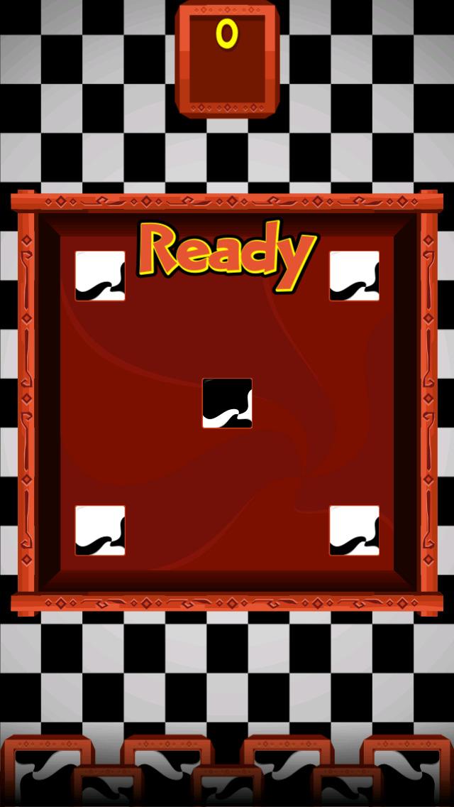 White Tiles Escape screenshot 1