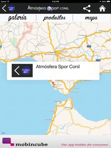Atmósfera Sport Conil - Tu tienda de productos deportivos screenshot 10
