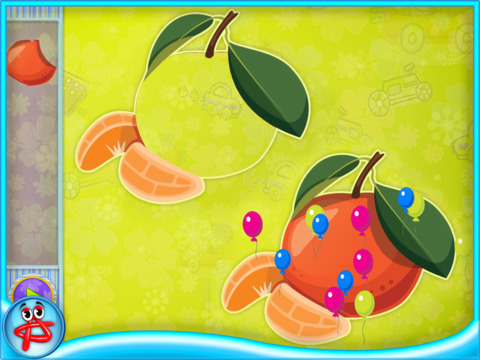 Touch and Patch: Free Shapes Puzzle Game for Kids screenshot 10