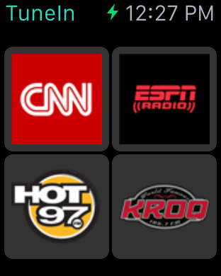 TuneIn - NFL Radio & Podcasts screenshot 12