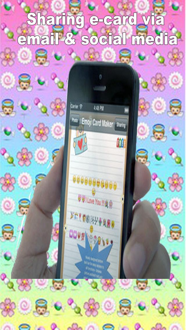 Pimp Your Photo With Emoji - Make Up Photo with Emoticons screenshot 4