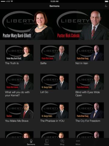 Liberty Churches screenshot 4