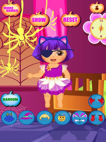 朵公主的万圣节 screenshot 9