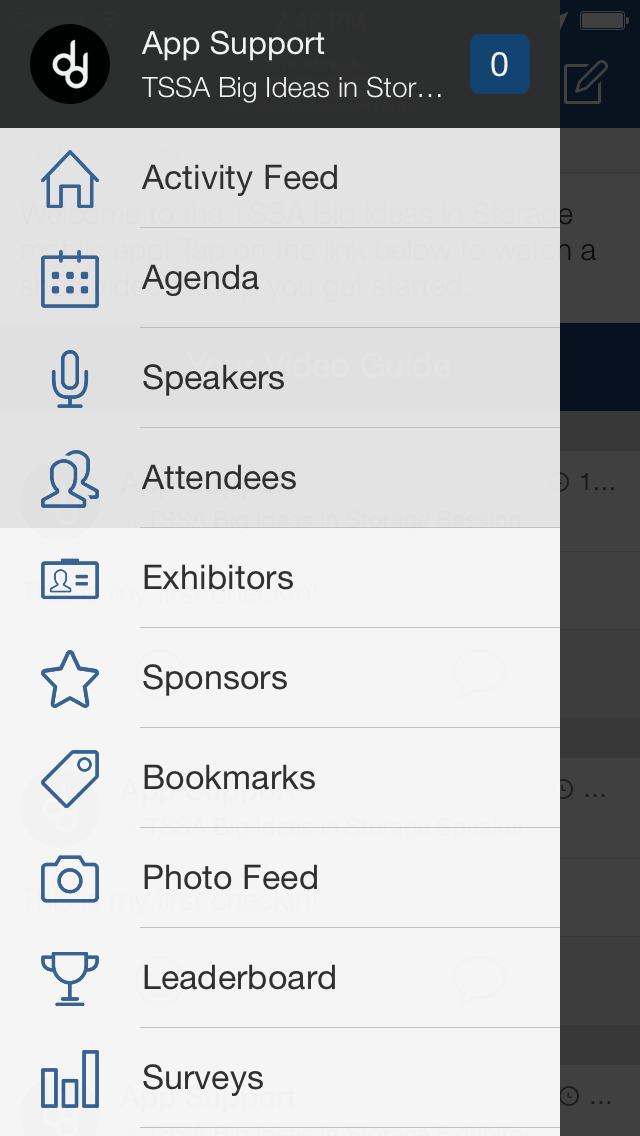 TSSA Annual Conference screenshot 2