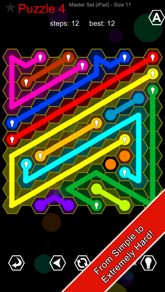 Hexic Link - Logic Puzzle Game screenshot 2