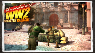 Brothers in Arms® 3: Sons of War screenshot 1