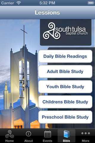 South Tulsa Baptist Church - náhled