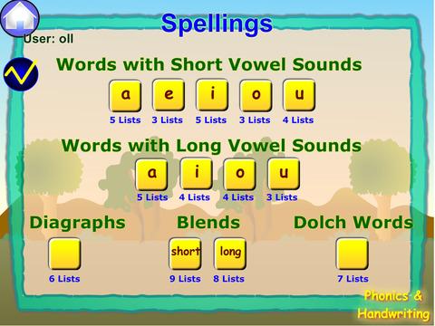 Phonics Writing And Spellings Lite screenshot 8