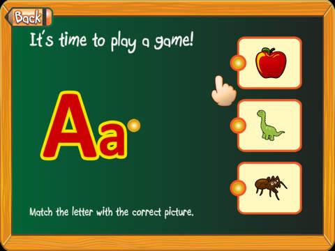 WORDZ Club Alphabets Words HD screenshot 3