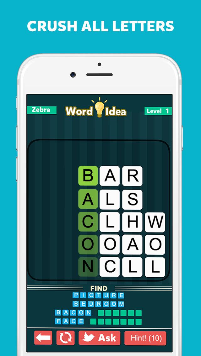 Word Idea screenshot 4