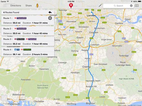 Maps Pro with Google Maps screenshot 9