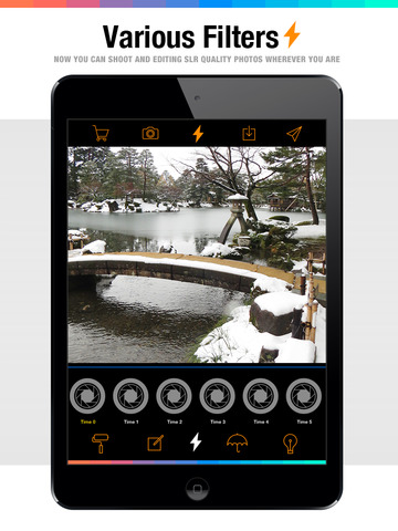Live FX Plus - Best Photo Editor and Stylish Camera Filters Effects screenshot 6