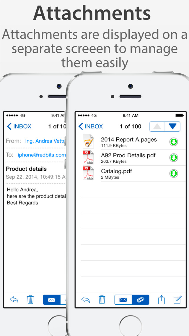 iphone mail app crashes app shopper mail email client with attachments and cloud 15322