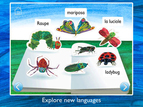 The Very Hungry Caterpillar– First Words screenshot 9