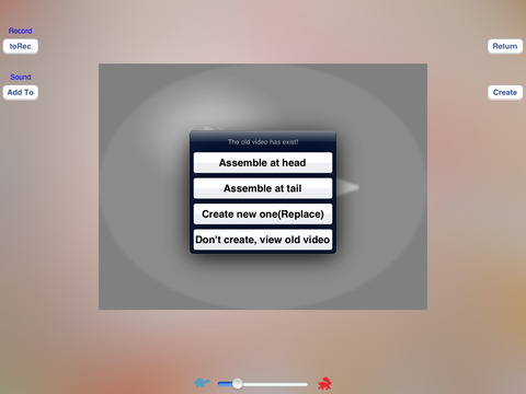 Stop-motion & Assemble video clips to a movie screenshot 10