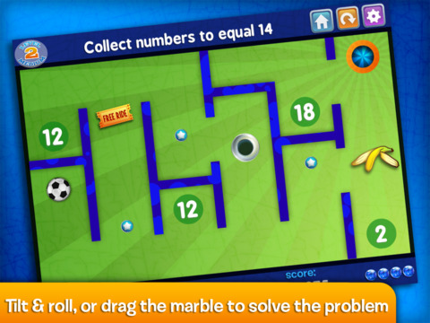 Marble Math Junior screenshot 7