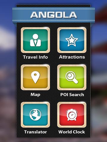 Angola Travel Guide screenshot 7