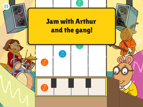 Arthur's Big App screenshot 7