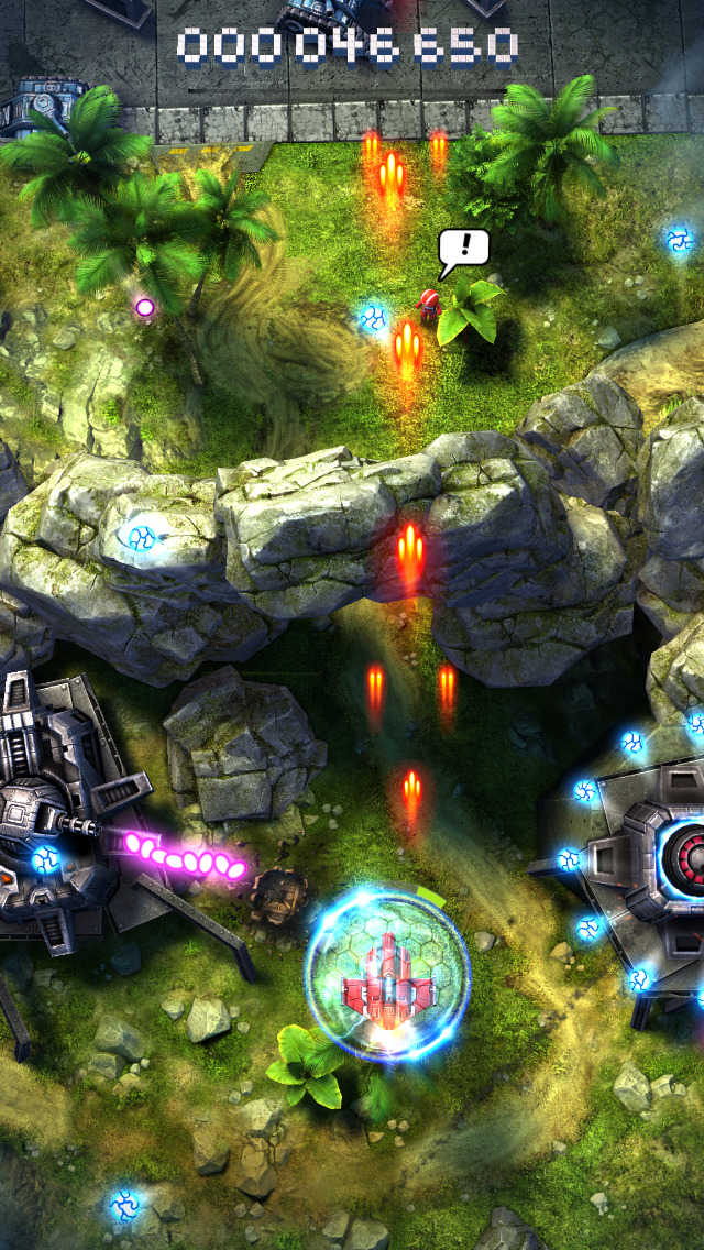Sky Force 2014 screenshot 4