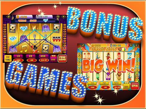 Aces Viva Vegas Slots HD screenshot 7