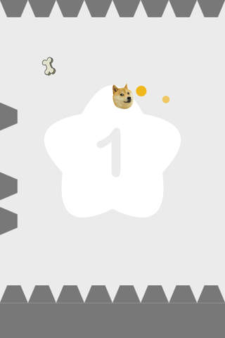 Doge! Jumping through Spikes - náhled